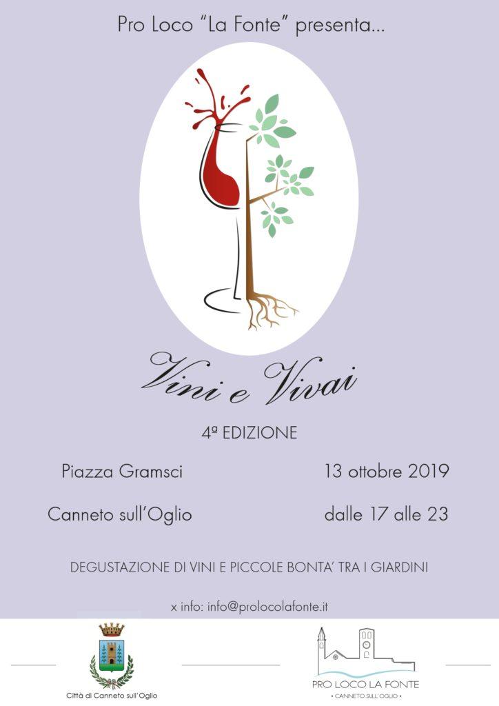 Vini & Vivai 2019
