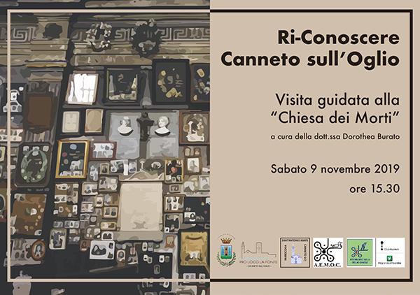 Ri-Conoscere Canneto sull'Oglio 2019