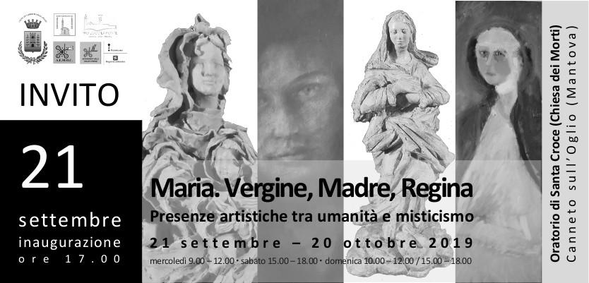 Maria Vergine Madre Regina
