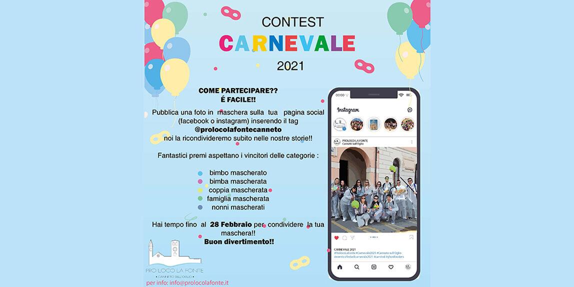 Contest Carnevale 2021
